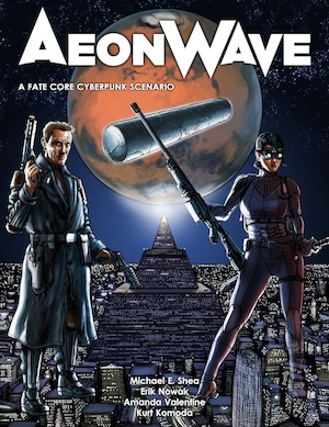 Aeon Wave cover by Kurt Koomoda